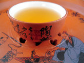 Tea is an important beverage in China.  Drinking tea allows time for slowing down and reflection, both needed to maintain the state of your qi.