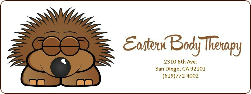 Eastern Body Therapy Logo