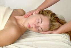Craniosacral therapy is profoundly relaxing and works at a deep level to balance the body.